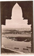 Maroc, Salé, Vue D'une Fenetre De La Tour Hassan (pk48748) - Maroc