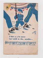 PROGRAMME : FÊTE DU 30° BATAILLON PORTE DE CHASSEURS A PIED -1947. LIMOGES - Books, Magazines  & Catalogs