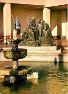 62 - Berck Sur Mer - Monument à La Gloire Des Infirmières De Berck - Fontaine - Statues - Carte Neuve - Voir Scans Recto - Berck