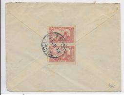 TURQUIE - 1914 - ENVELOPPE De ANTAKIE => LYON Via KONIA - 1858-1921 Ottoman Empire