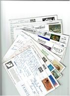 IRLANDE/  Lot De 90 Cartes Postales Timbrées - Irlande