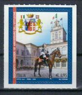 Italien 'Corazzieri-Regiment Der Carabinieri, Reiter' / Italy 'Cuirassiers' Regiment, Horseman' **/MNH 2018 - Horses