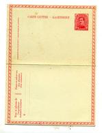 Belgique Entier 21A Neuf - Postwaardestukken
