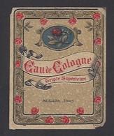 Etiquette   Eau De Cologne  Triple Supérieure  -  Nogara  à  Paris - Etiquettes