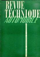REVUE TECHNIQUE AUTOMOBILE - Août 1948 - TALBOT  (voir Sommaire) - Auto