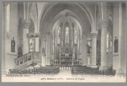 CPA 35 - Gosné - Intérieur De L'Eglise - France