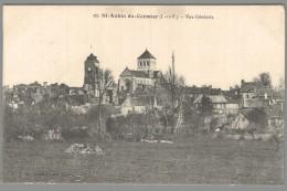 CPA 35 - Saint Aubin Du Cormier - Vue Générale - France