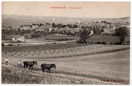Manonviller : Vue Générale (Editeur E. Bastien, Lunéville) - France