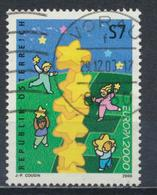 °°° AUSTRIA 2000 - Y&T N°2135 °°° - 1945-.... 2a Repubblica