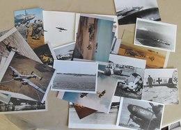 Luftwaffe Flugzeug Zerstörer Messerschmitt Bf 110 1940-45 Alle Fronten Repros - Aviation