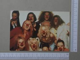SPICE GIRLS - PHOTO - 2 SCANS  - (Nº23698) - Riproduzioni