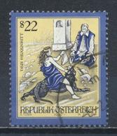 °°° AUSTRIA 2000 - Y&T N°2156 °°° - 1945-.... 2a Repubblica