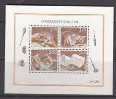 Norway MNH Michel Nr Block 15 From 1991 / Catw 7.00 EUR - Blokken & Velletjes