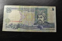 Ukraine 5 Hryvnia 2001 (5 UAH) - Ukraine