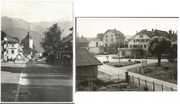Suisse, La Tour De Trême FR, Photo Format 13x18 (220) - Lieux