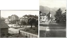 Suisse, La Tour De Trême FR, Photo Format 13x18 (2x 220) - Lieux