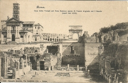 Roma (Lazio) Casa Delle Vestali Sul Foro Romano - Autres Monuments, édifices