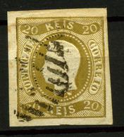 3167- Portugal Nº 20 - 1862-1884 : D.Luiz I