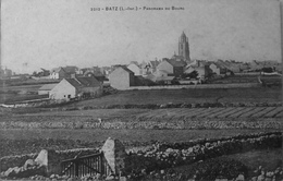 Panorama Du Bourg - Batz-sur-Mer (Bourg De B.)