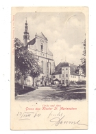0-8291 PANSCHWITZ - KUCKAU, Kloster St. Marienstern, Kirche Und Abtei, 1901 - Panschwitz-Kuckau