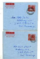Tobago 2 Entiers Pour L'Allemagne - Trinité & Tobago (1962-...)
