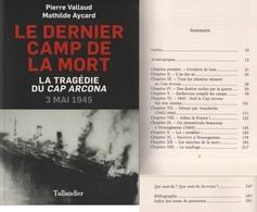 1945 Prisonniers Sur Le Paquebot Allemand Cap Arcona, Un Camp De Concentration Peu Connu (3 Scannes) - 1939-45