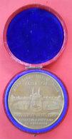 1878 Exposition Universelle Médaille Bronze Paris Palais Du Trocadéro République Oudiné & Alphee Dubois & Boîte - Francia