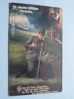 In Einem Kühlen Grunde ( 911/1 - SWSB ? ) Westhausen - Anno 1915 ( Zie Foto Voor Details ) ! - Guerre 1914-18