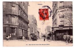 1977 - Paris ( XXe ) - Rue De La Cour Des Noues - C.P. - N°305 - - Arrondissement: 20
