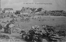 Vue Générale De La Plage Saint Michel - Batz-sur-Mer (Bourg De B.)