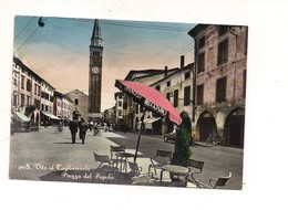 M6350 Friuli Venezia Giulia SAN VITO AL TAGLIAMENTO Udine 1955 Viaggiata - Altre Città