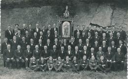 ZZ792 - CANTONS DE L' EST - Carte Photo RAEREN Handwerker Gesangverein 1885/1935 - Raeren