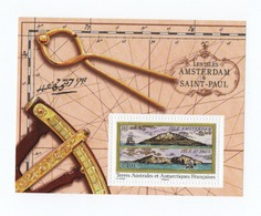 K22 TAAF Bloc ** Ile Amsterdam Saint Paul 2013 - Blocs-feuillets
