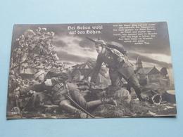 Bei Sedan Wohl Auf Den Höhen ( 8303/2 R & K L ) Anno 1915 > Tünkstein ? ( Zie Foto Voor Details ) ! - Militaria