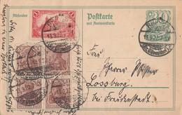 DR GS Zfr. Minr.A113,4x 140 Rheydt 13.9.22 - Deutschland