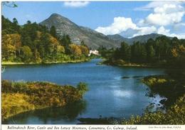 CP Irlande 1991 - Connemara, Ballinahinch River - Galway
