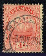 BERMUDA 1924 - From Set Used - Bermuda