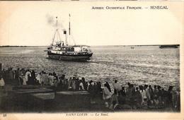 SENEGAL - SAINT LOUIS - LE BANI - Senegal
