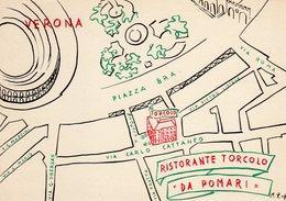 """Verona - Ristorante Torcolo """" Da Pomari """" - - Verona"""