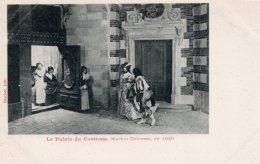 CPA    LE PALAIS DU COSTUME---MARION DELORME, EN 1640 - Moda