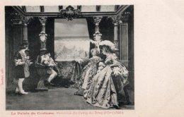 CPA   LE PALAIS DU COSTUME---ENTREVUE DU CAMP DU DRAP D'OR ( 1520 )---AVANT 1905 - Moda
