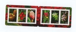 K24 Polynésie Carnet  Fleurs Adhésifs - Carnets