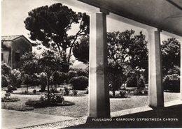 Possagno (TV) - Giardino Gypsotheca Canova - - Treviso