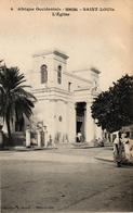 SENEGAL - SAINT LOUIS - L'EGLISE - Senegal