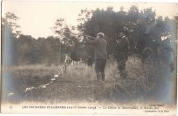 Les Journées Italiennes (14-18 Octobre 1903) - La Chasse De Rambouillet Le Tiré Du Roi - & Hunting - Unclassified