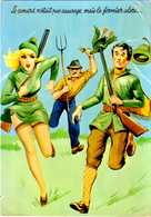 > Humour  CHASSE  / LOT 267 - Humour