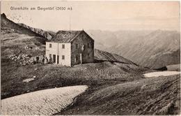 Glorerhütte Am Bergertörl - Kals