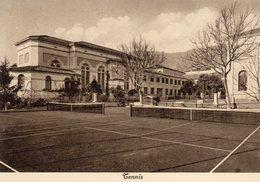 Crespano Del Grappa (TV) -  Collegio S. Bambina Del Belvedere - Campo Da Tennis - - Treviso