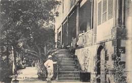 Nouvelle-Calédonie - La Maison Des Employés Des Postes à Nouméa - Ed. Daras. - Nouvelle Calédonie