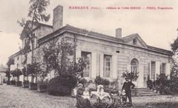 33 / MARGAUX / CHATEAU DE L ABBE GORSSE / PERES PROPRIETAIRE / RARE ++ - Margaux